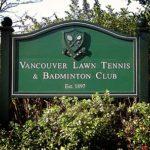 Vancouver Lawn Tennis & Badminton Club